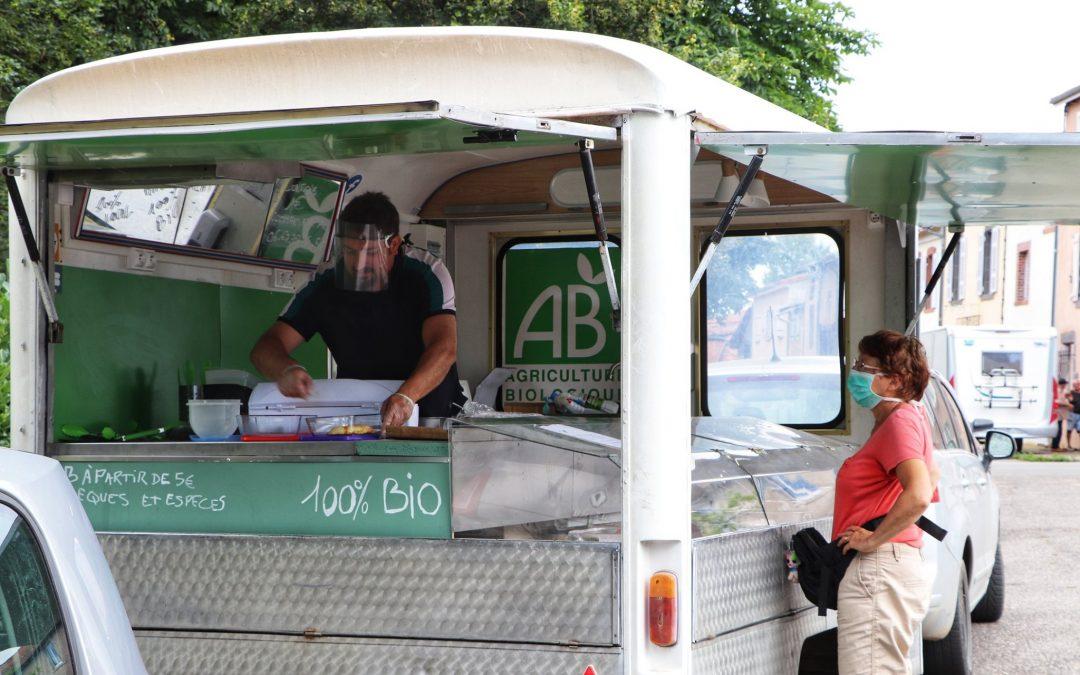Degout Yoann Le Biocavore : traiteur AB – carte des plats jointe