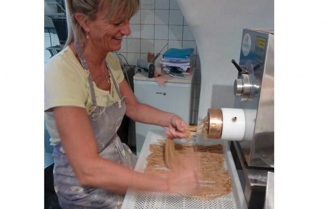 Maria Cohendy, Pâtes sèches à l'épeautre / PainsAB
