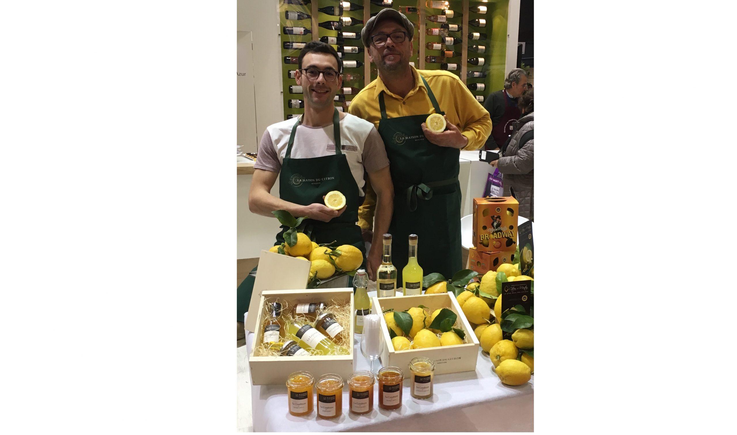 Gannac Laurent et Adrien – La Maison du citron de Menton Agrumes / avocat / produits transformés AB – IGP